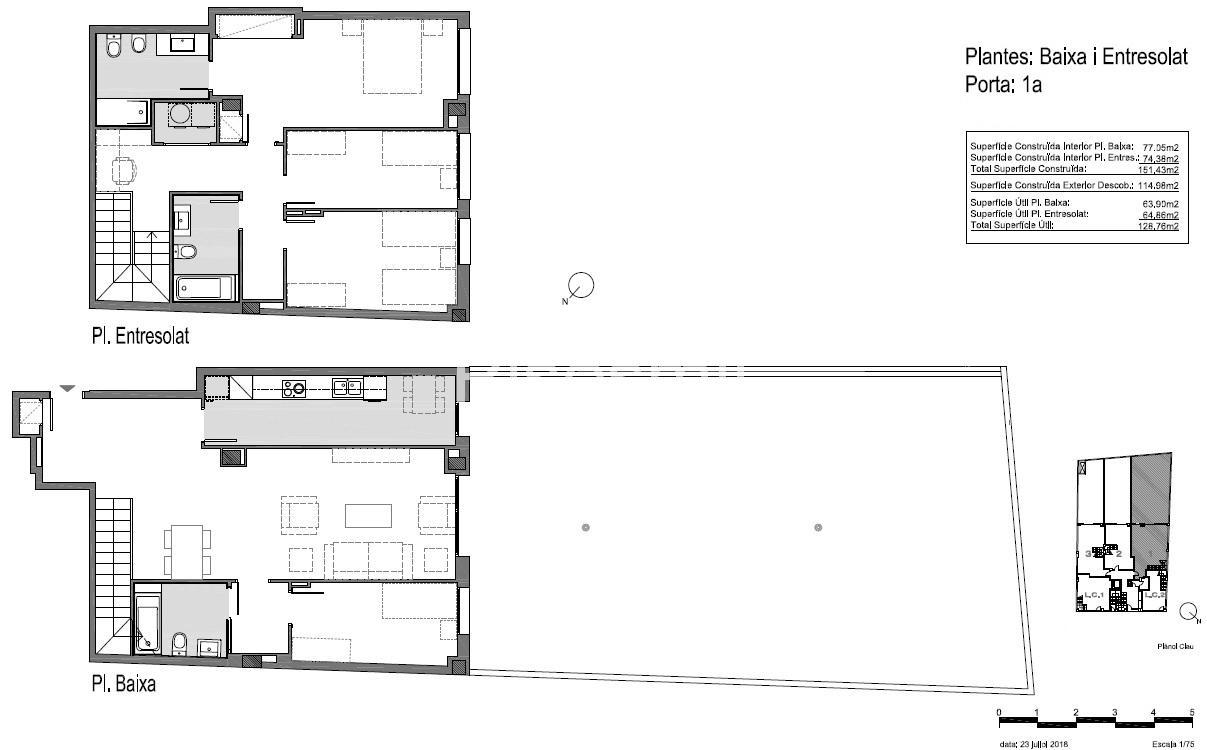 Dúplex 4 dormitorios - VENDIDO