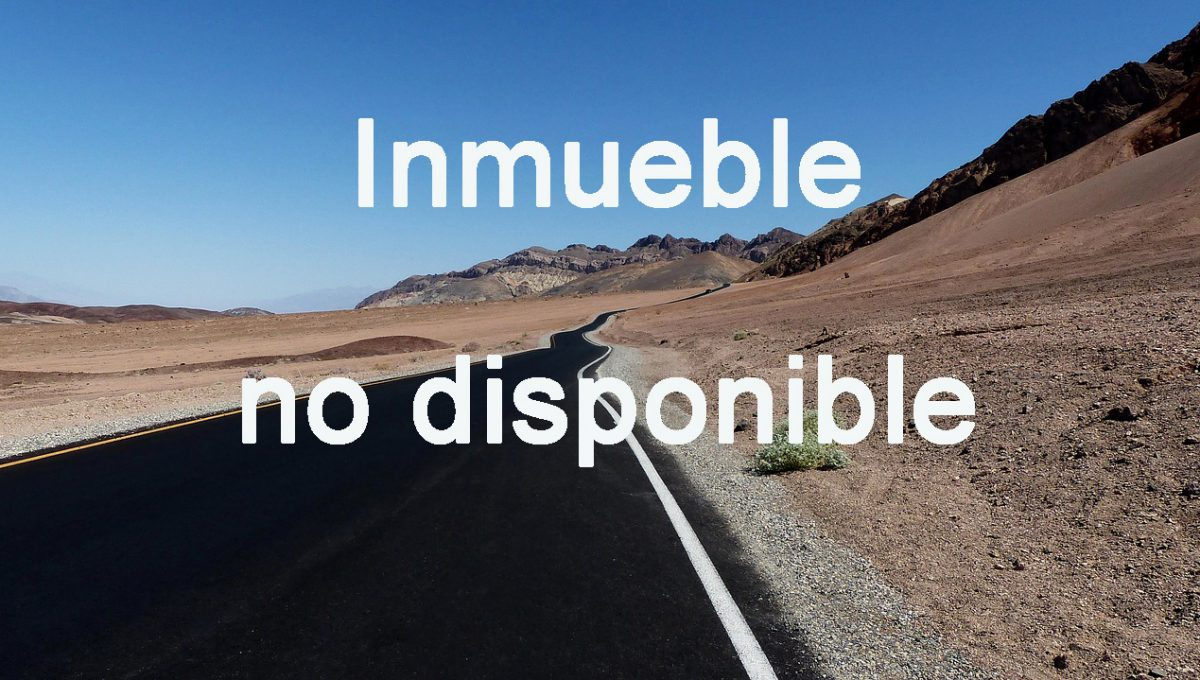 Inmueble no disponible